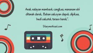 Kata kata Bijak Bahasa Minang